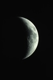 Crescent Moon Photographic Print by Roger Ressmeyer