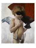 Cupid at the Masquerade Ball