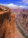 Río Colorado a su paso por el Gran Cañón Lámina fotográfica por Robert Glusic