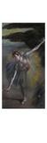 Dancer in Green Giclee Print by Edgar Degas