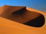 Dunes in the Sahara Desert Photographic Print by Mark Karrass