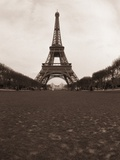 Eiffel Tower Photographic Print by Jack Hollingsworth