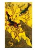 Fische und Schalentiere Giclée-Druck von Paul Ranson