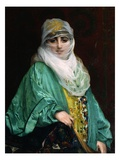Femme De Constantinople Giclee Print by Jean Leon Gerome