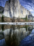 El Capitan and Merced River Photographic Print by Darrell Gulin