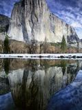 El Capitan and Merced River Photographic Print by Darrell Gulin