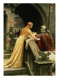 God Speed Giclee Print by Edmund Blair Leighton