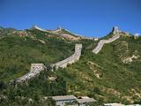 Chinese muur Fotoprint van Mick Roessler