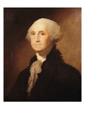 George Washington Giclee Print by Gilbert Charles Stuart