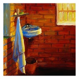 Holy Sink Giclee Print by Pam Ingalls