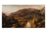 Heart of the Andes Giclee Print by Frederic Edwin Church