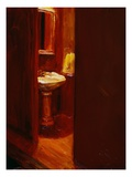 Guest Bathroom Giclee Print by Pam Ingalls