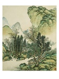 Landscape Giclee Print by Cai Jia