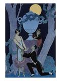 L'Olsarice Giclee Print by George Barbier