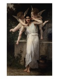 L'Innocence Giclee Print by William Adolphe Bouguereau
