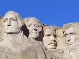 Mount Rushmore Memorial Photographic Print by Joseph Sohm