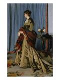 Madame Gaudibert Giclee Print by Claude Monet