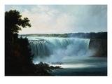 Niagara Falls Giclee Print by Gustavus Grunewald