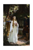 My Fair Lady Giclee Print by Edmund Blair Leighton