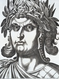 Nero, Emperor of Rome Photographic Print by  Antonius