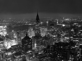 New York City at Night Photographic Print by  Bettmann