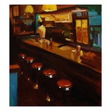 New York Deli Giclee Print by Pam Ingalls