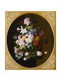 Nature's Bounty: a Pair of Still Lifes (2 of 2) Giclee Print by Severin Roesen