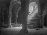 Medieval Crypt Photographic Print