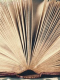 Open Book No.8 Lámina fotográfica por Jennifer Kennard