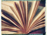 Open Book No.3 Photographic Print by Jennifer Kennard