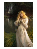 Ophelia Giclee Print by Pascal Adolphe Jean Dagnan-Bouveret