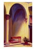 Palazzo Antinori Giclee Print by Pam Ingalls