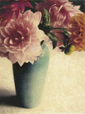Patrick's Dahlias Photographic Print by Jennifer Kennard