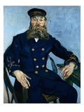 Portrait of Joseph Roulin Giclee Print by Vincent van Gogh