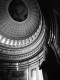 Rotunda of the United States Capitol Impressão fotográfica por G.E. Kidder Smith