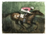 Seabiscuit 2 Giclee Print by Robert McIntosh
