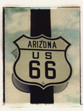 Route 66 by Jennifer Kennard Photographic Print by Jennifer Kennard