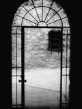San Antonio Doorway Photographic Print by Kim Koza