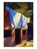 Sheets of Italy Giclee Print by Pam Ingalls