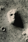The Face on Mars Photographic Print by Roger Ressmeyer
