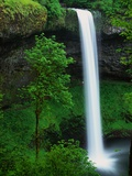 South Silver Falls Photographic Print by Darrell Gulin
