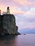 Split Rock Lighthouse on Lake Superior Photographic Print by Joseph Sohm