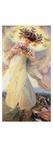 El ángel de los pájaros Lámina giclée por Franz Dvorak