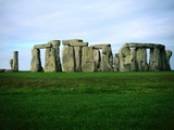 Stonehenge Photographic Print by Lawrence Manning