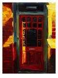 Stephanie's Door Giclee Print by Pam Ingalls