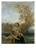 The Birth of Venus Giclee Print by William Adolphe Bouguereau