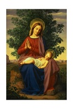 The Madonna and Child Giclee Print by Julius Schnorr von Carolsfeld