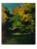 The Clearing Giclee Print by Paul Cézanne