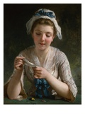 The Love Letter Giclee Print by Emile Munier