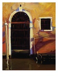 Venetian Doorway Giclee Print by Pam Ingalls